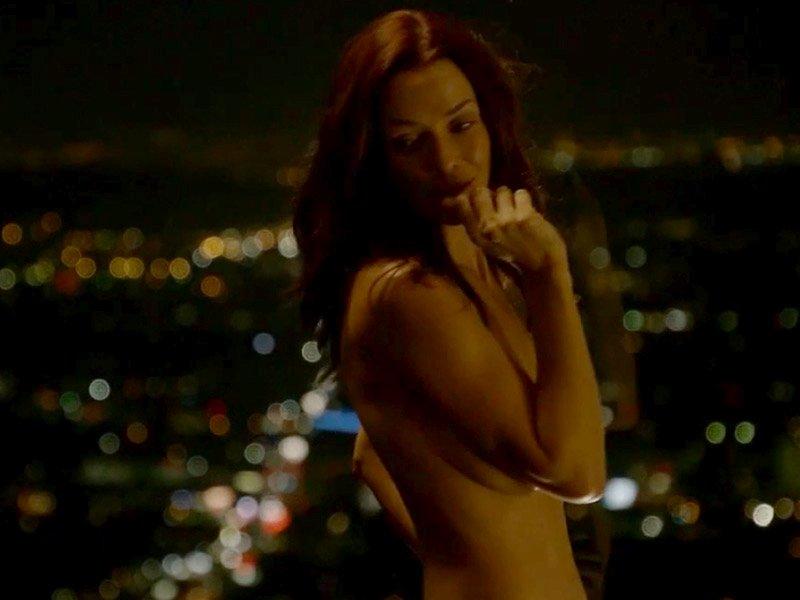 Annie wersching hot naked #1