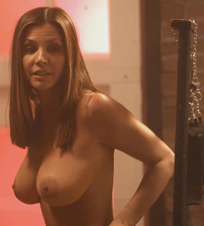 Final, sorry, charisma lee carpenter naked apologise