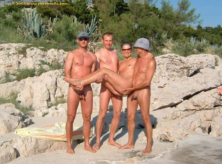 Coccozella Bonella Croatian nudist Archives - VoyeurPapa