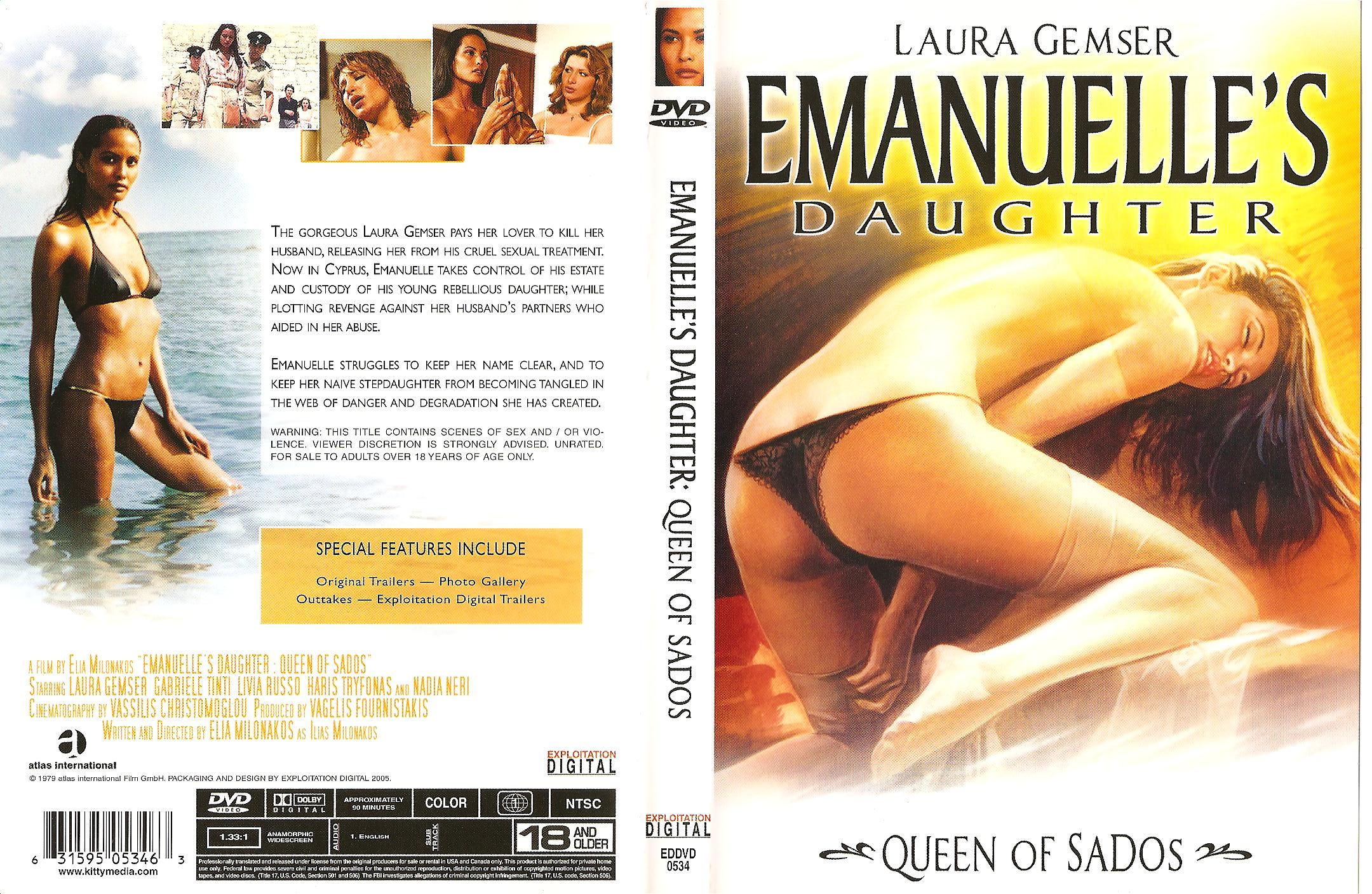 Emanuelle and the porn torrent nights, amazing nude party girls