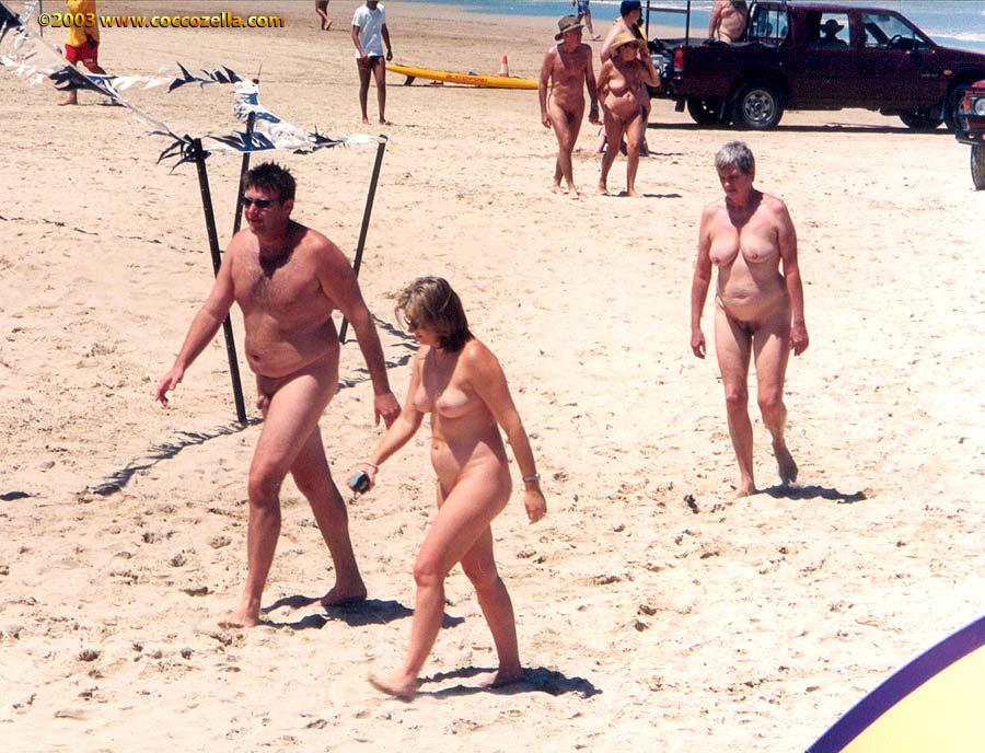 Coccozella Samurai Beach Nude Olympics - Voyeurpapa-2904