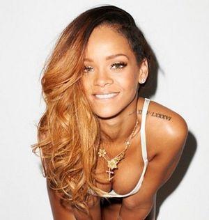 Rihanna Nude Pics