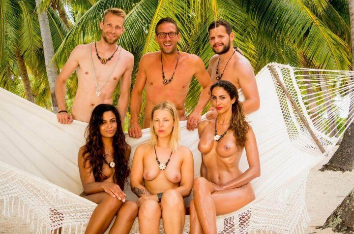 Nudist show – Adam and Eva – 2016