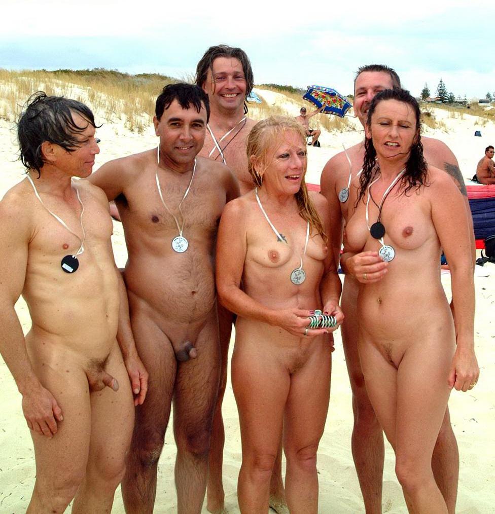 Aussie nude family beach — photo 8