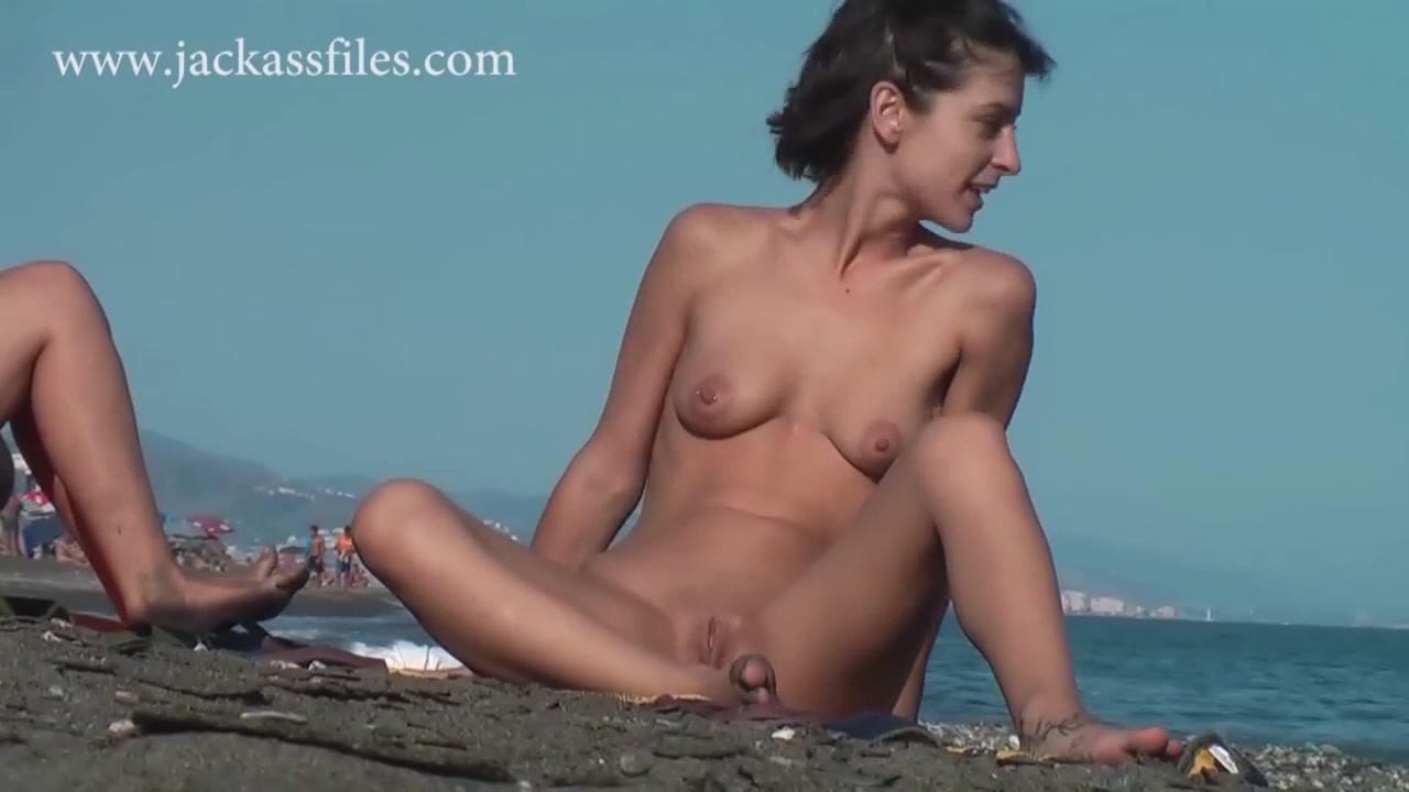 Jackass nude beach voyeur big ass hot pussy naked milfs spy 7