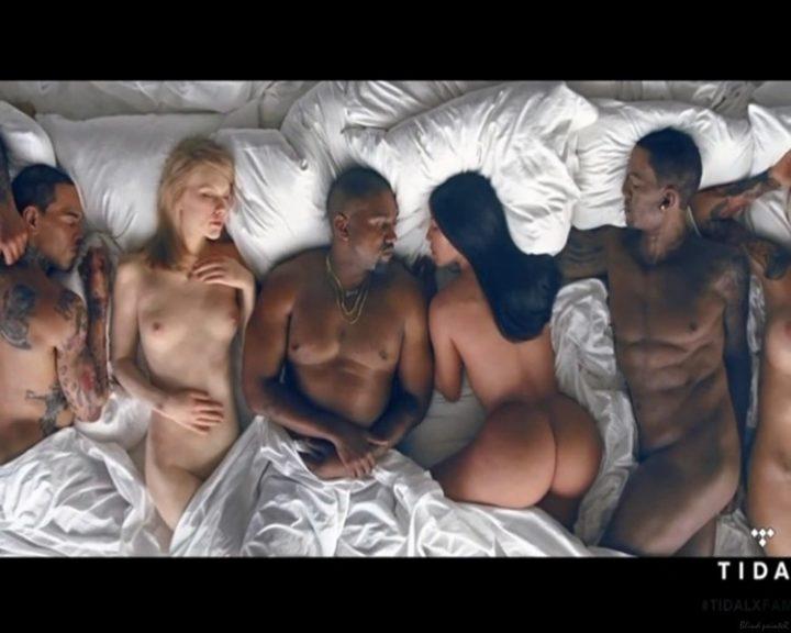 Taylor Swift, Rihanna, Kim Kardashian, Amber Rose – Famous (2016) – HD720p