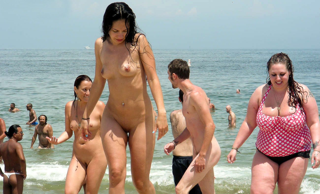 Desi family on nude beach hairy