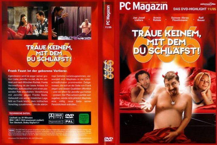 666 – Traue keinem, mit dem Du schlafst! / 666: In Bed with the Devil / В постели с дьяволом (2002)