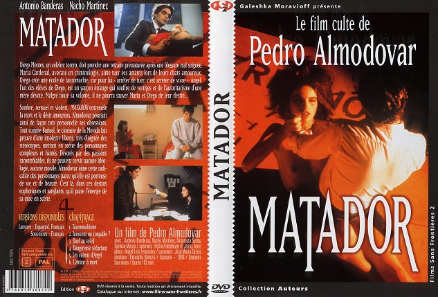 Matador / The Bullfighter (1986)