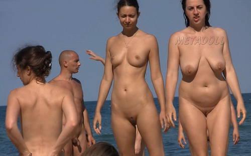 Nude Beach 12031-32 13033-35