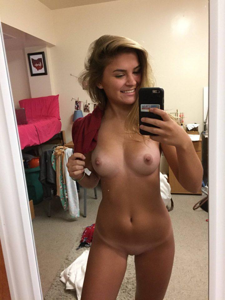 The Hottest Naked Selfie Teen Girls Compilation