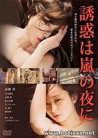 誘惑は嵐の夜に / Yuwaku ha arashi no yoru ni / The temptation came at stormy night (2016)