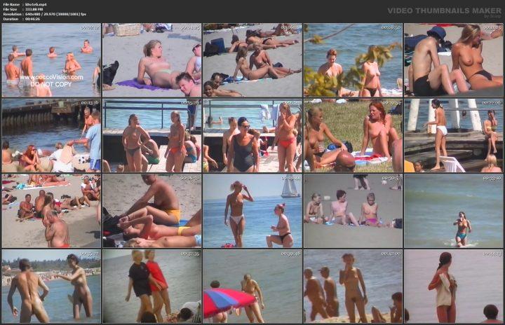Karl's Home Videos 1 – European Beaches