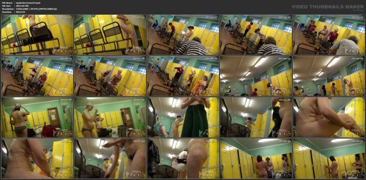 Spy lockerroom 23