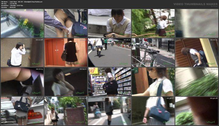 Jade Shuri – S01-09 – Schoolgirls Drop Panties
