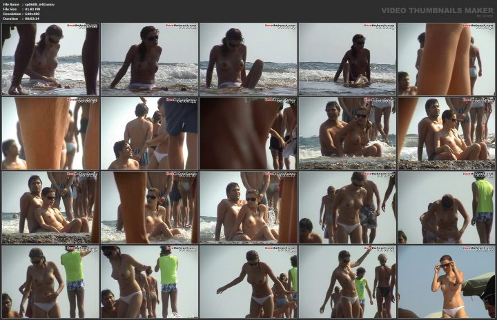 Beach video – south of France