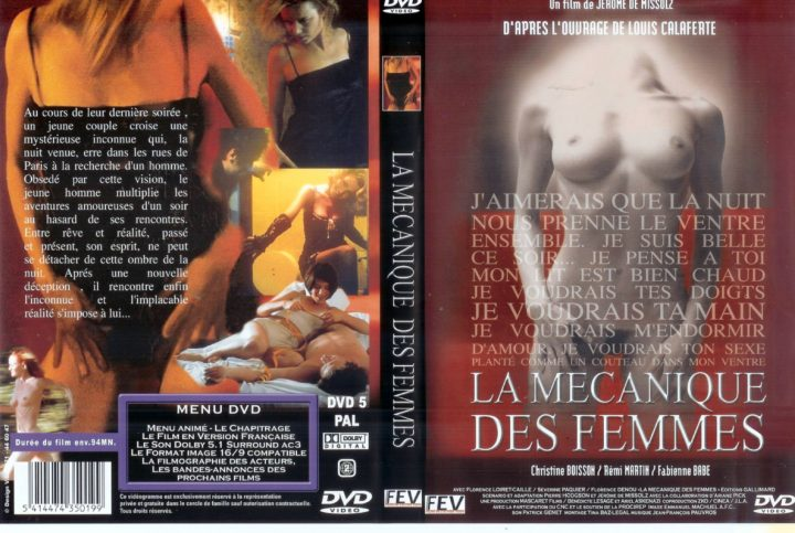 Механика женщины / La Mecanique des femmes / The Mechanics of Women (2000)