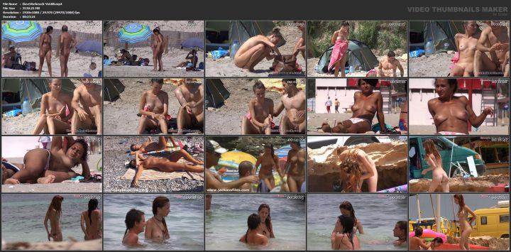 I love the beach -Vol.88
