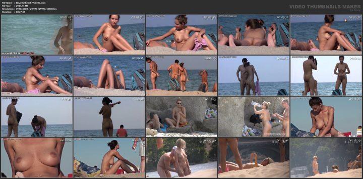 I love the beach -Vol.100