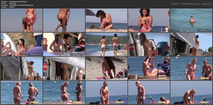 I love the beach -Vol.108