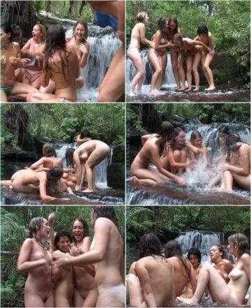 Waterfall Girls
