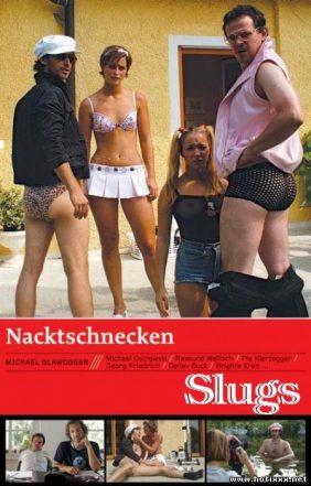 Голые улитки / Слизни / Nacktschnecken / Slugs (2004)