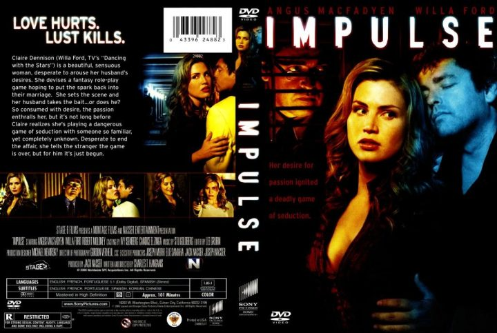 Impulse / Impulse – Todliche Begierde / Impulsion / Impulso homicida / Impulso sexual / Desejo / Impulse – I sensi dell'inganno (2008)