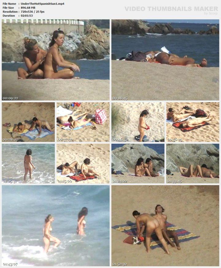 Under The Hot Spanish Sun 1