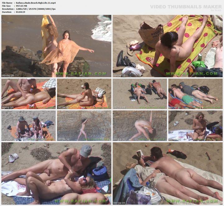 Rafian's Nude Beach High Life 11