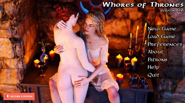 Whores Of Thrones ( Version 0.9 )