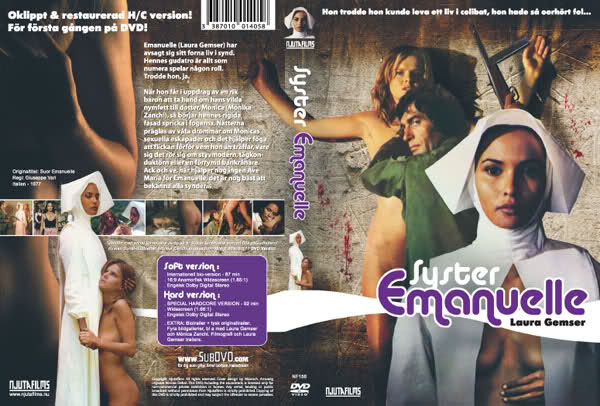 Сестра Эммануэль / Suor Emanuelle / Sister Emanuelle (1977)