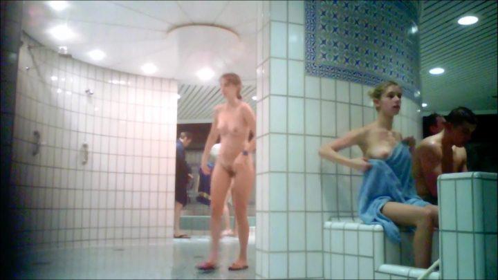 German sauna nude 10