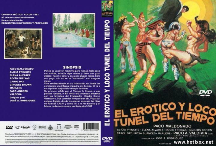 El erotico y loco tunel del tiempo / The Erotic and Wacky Tunnel of Time / Эротический и безумный туннель времени (1983)