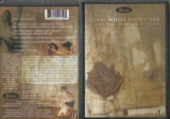 China White Serpentine 2003