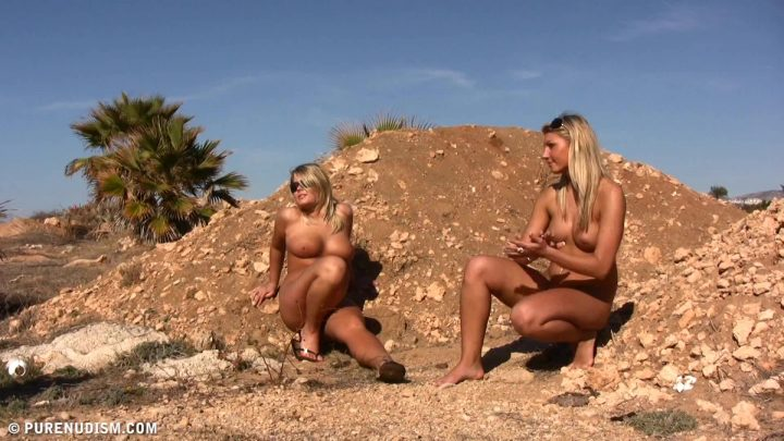 Family Pure Nudism Day In The Beach Town Full video