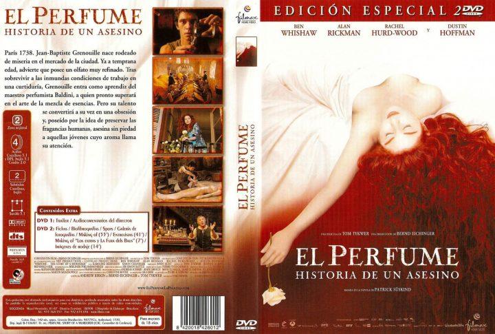 Perfume: The Story of a Murderer / Das Parfum – Die Geschichte eines Morders / Le Parfum: Histoire d'un meurtrier / El perfume (2006)