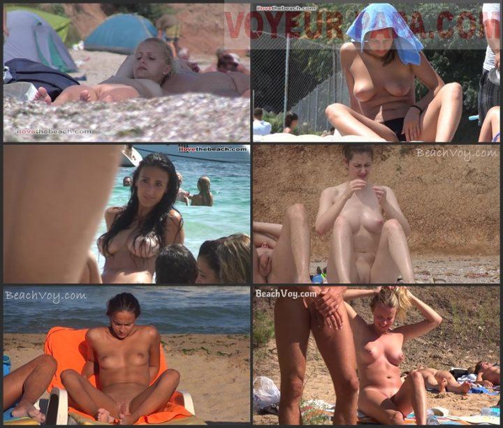 I love the beach -Vol.291
