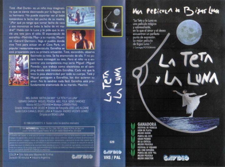 La teta y la luna / The Tit and the Moon. 1994.