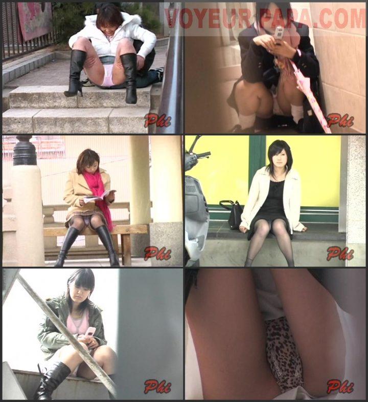 Jade Phi – P20-01 – Expose Their Panties
