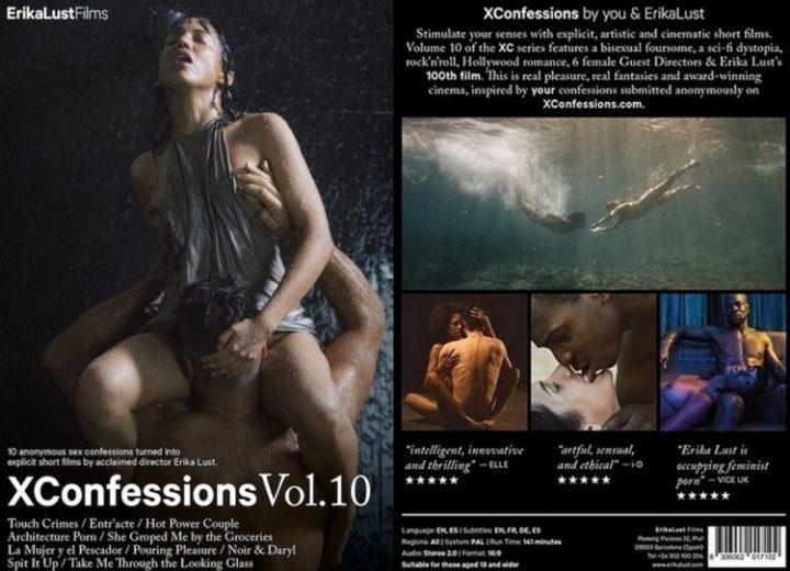 XConfessions Vol.10 (2017)