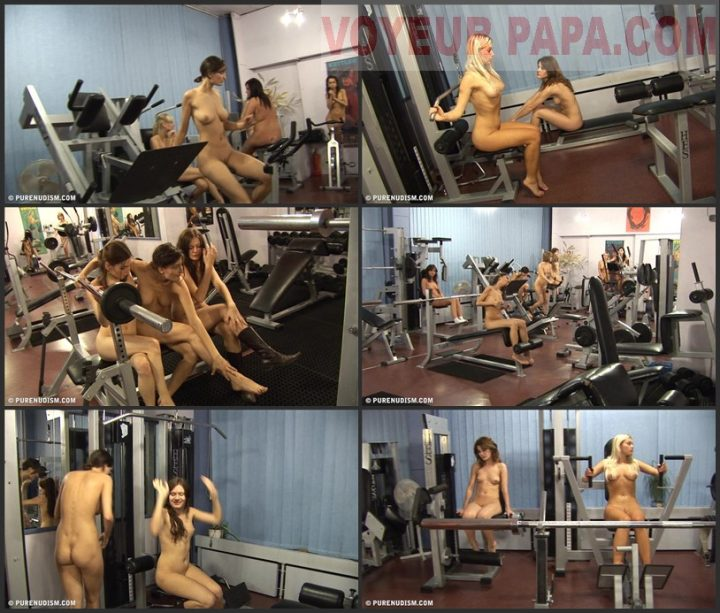 Family Pure Nudism Athletic And Relaxing vol.1