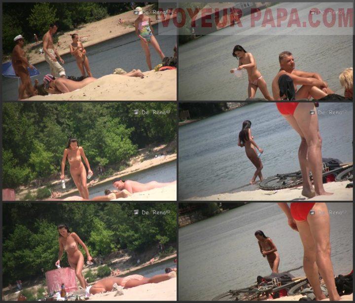 De Rena Nude Beach V121005