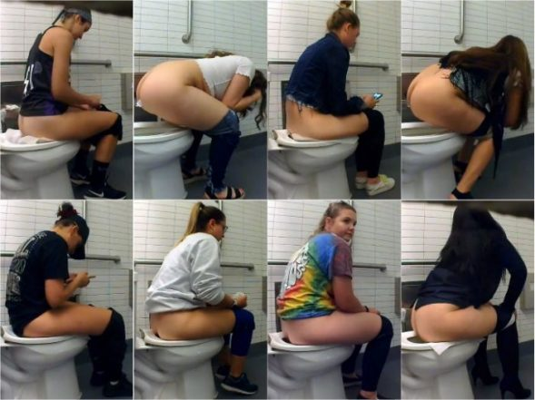 Chipotle in the toilet