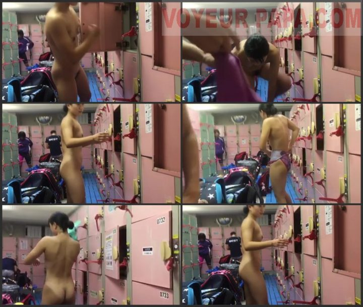 Asian changing room 40