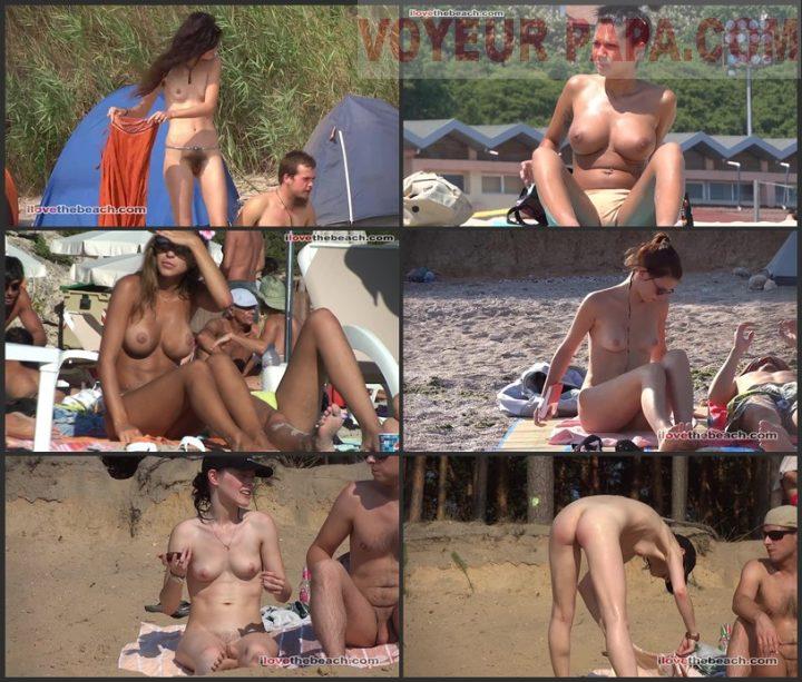 I love the beach -Vol.325