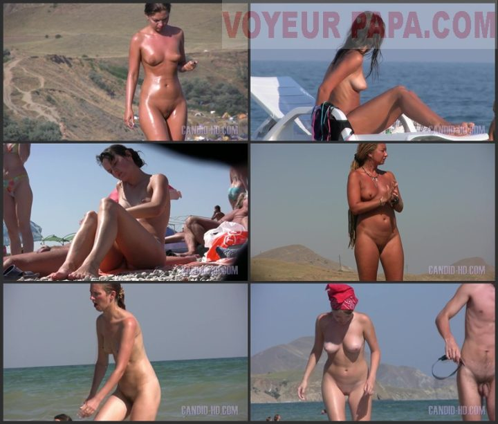 Candid Family Nudism 3